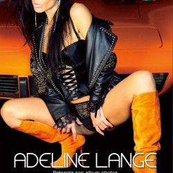 Adeline Lange et ses sacré petit bolide