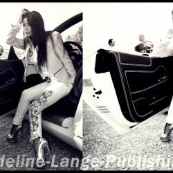 Adeline Lange clip sur un nuage